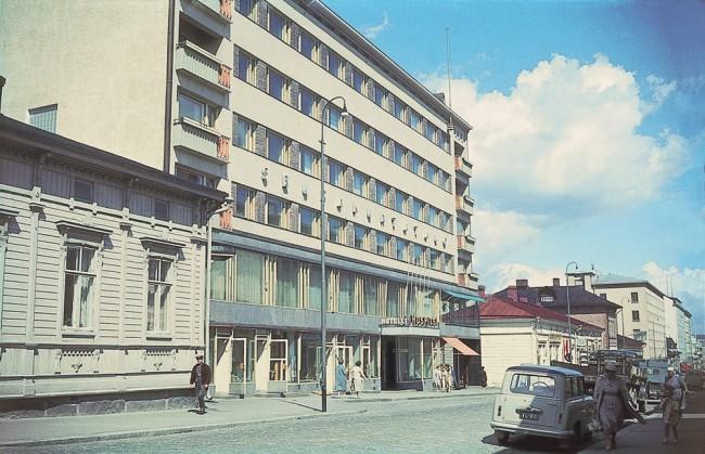 Kuva Jussi Jäppisen kokoelma.