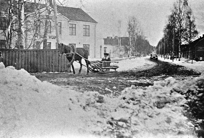 Kuva Väinö Leinonen. Keski-Suomen museo.