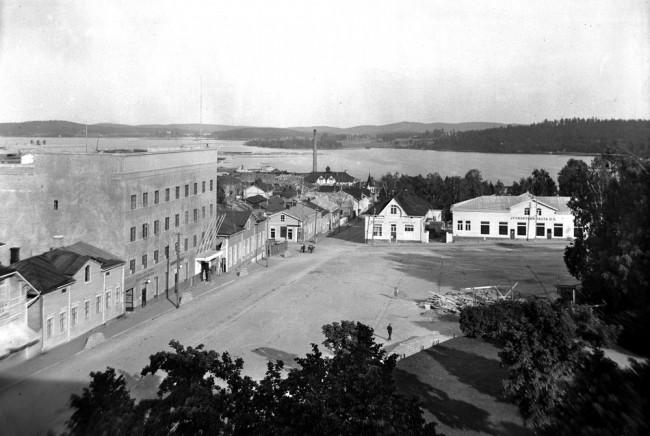 Valokuvaamo Päijänne. Keski-Suomen museo.