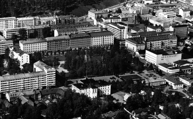 Kuva Keijo Kääriäinen. Jussi Jäppisen kokoelma.